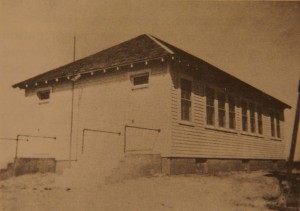 District 65, New Virginia school house built in 1927