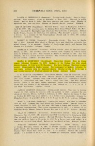 Clara_Humphrey_Nebraska_Blue_Book_1926_P250